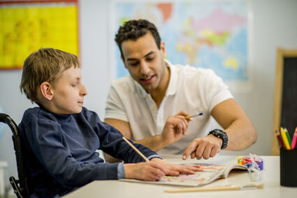 Hero Image BEST ONLINE BACHELOR'S DEGREE IN SPECIAL EDUCATION