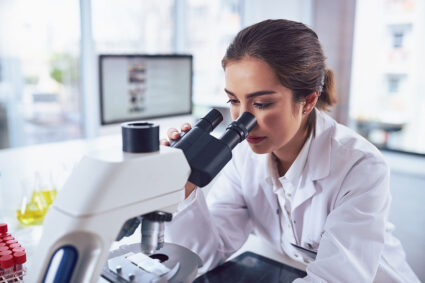 Hero Image Affordable Online Bachelor's in Forensic Science Programs 2021