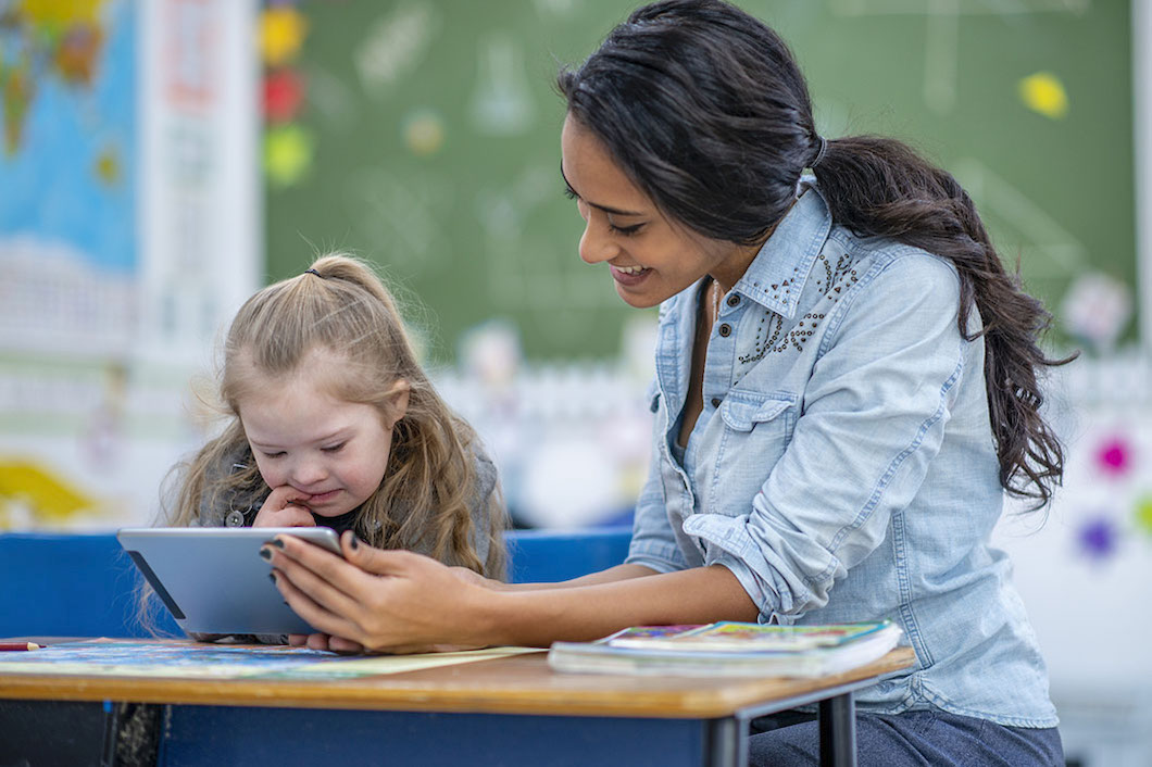 Hero Image Most Affordable Online Master's in Special Education 2020